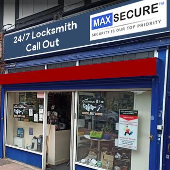 Locksmith store in Beckton